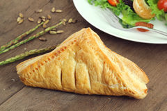 Apple turnovers Stock Photo