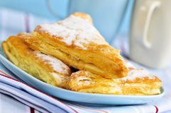 Apple turnovers pastries Royalty Free Stock Photography