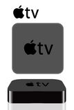 Apple TV Home Network Stock Photos