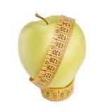 Apple und Messen-Band Lizenzfreie Stockbilder