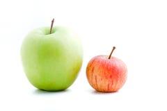 Apple varieties Stock Image
