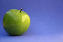 Apple verde Fotografie Stock Libere da Diritti