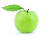 Apple verde Imagen de archivo libre de regalías
