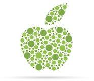 Apple verde Fotos de archivo libres de regalías