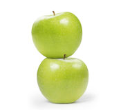Apple verde Immagini Stock