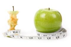 Apple verde Fotografia de Stock