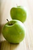 Apple verde imagem de stock royalty free