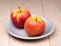 Apple vermelho fresco Imagem de Stock