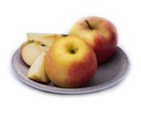 Apple vermelho fresco Fotos de Stock