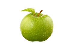 Apple vert Photo libre de droits