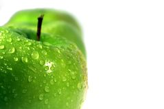 Apple vert 3 Images stock