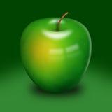 Apple vert illustration libre de droits