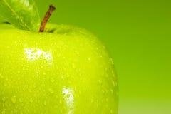 Apple vert frais Photos stock