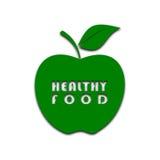 Apple vert - illustration Photographie stock libre de droits
