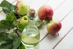 Apple vinäger Royaltyfria Foton