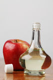 Apple vinegar Stock Photos
