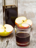 Apple Vinegar Royalty Free Stock Photography
