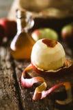 Apple vinegar Stock Image