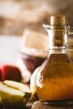 Apple vinegar Stock Images