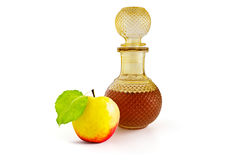 Apple vinegar Royalty Free Stock Images