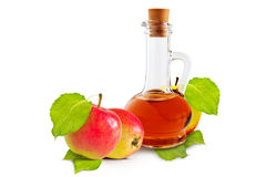 Apple vinegar Stock Photo