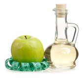 Apple vinegar Royalty Free Stock Photo