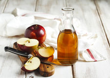 Apple vinegar Stock Images