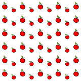 Apple wallpaper great for any use. Vector EPS10. Royalty Free Stock Image