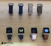 Apple Watch Stock Photo