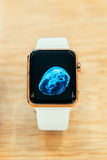 Apple Watch starts selling worldwide - first smartwatch from App Royalty Free Stock Photo