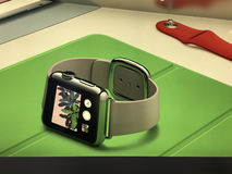 Apple Watch, Store Stock Photography