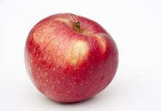Apple on white. Stock Images