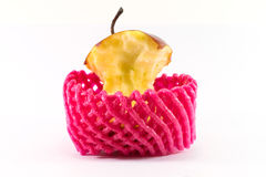 Apple on white background. Asia Stock Images