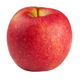 Apple on white with clipping path Stock Photo