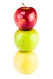 Apple wierza Fotografia Stock