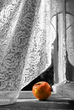 Apple window Stock Images