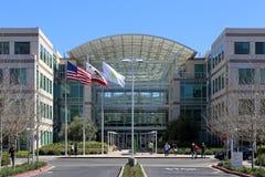 Apple World Headquarters Royalty Free Stock Image