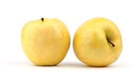 Apple Yellow Royalty Free Stock Photo