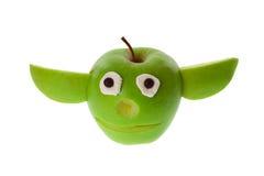 Apple - Yoda Royalty-vrije Stock Fotografie