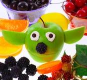 Apple - Yoda Stock Foto's