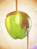 Apple z miodowym 3d renderingiem Obraz Stock