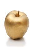 apple złoto Zdjęcie Stock