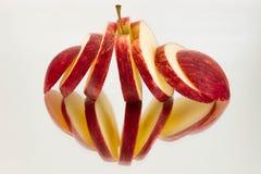 Apple zdrowie Zdjęcie Stock