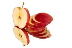 Apple zdrowie Obrazy Stock