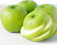 Apple - zieleń Obrazy Royalty Free