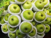 Apple - zieleń Fotografia Royalty Free