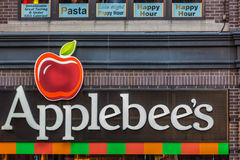 Applebee Fotografia Stock
