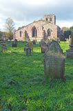 Appleby-dans-Westmorland un bourg cumbrian traditionnel R-U images libres de droits