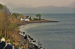 applecross χωριό του Ross Σκωτία wester Στοκ Εικόνες