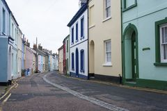 Appledore Irsha Street Cottages stock photo